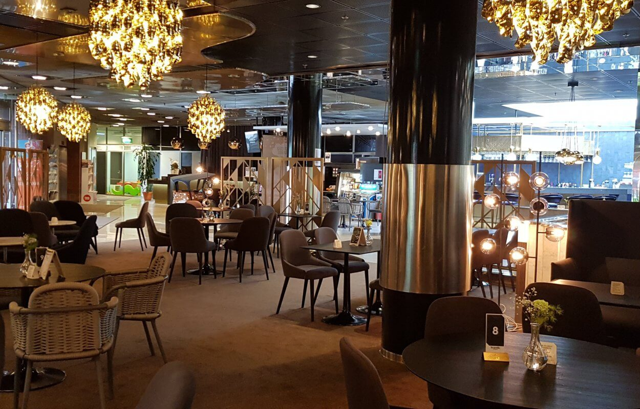 Scandic Rosendahl ravintola 2019