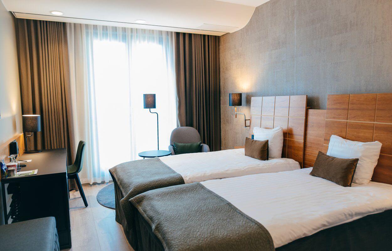 Scandic Simonkenttä hotellihuoneet 2017