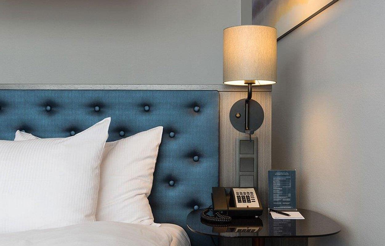Hilton Strand hotellihuoneet 2015